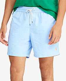 "Polo Ralph Lauren Men's Traveler 5.5"" Swim Trunks"