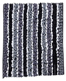 Chunky Chenille 21x34 Cotton Bath Rug