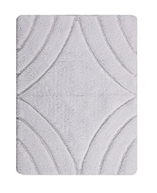Diamond 24x40 Cotton Bath Rug