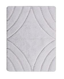 Diamond 17x24 Cotton Bath Rug