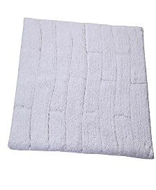 New Tile 17x24 Cotton Bath Rug