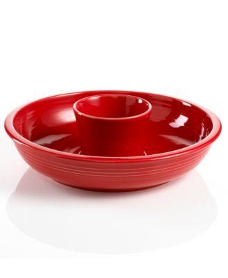 Scarlet Chip and Dip Set
