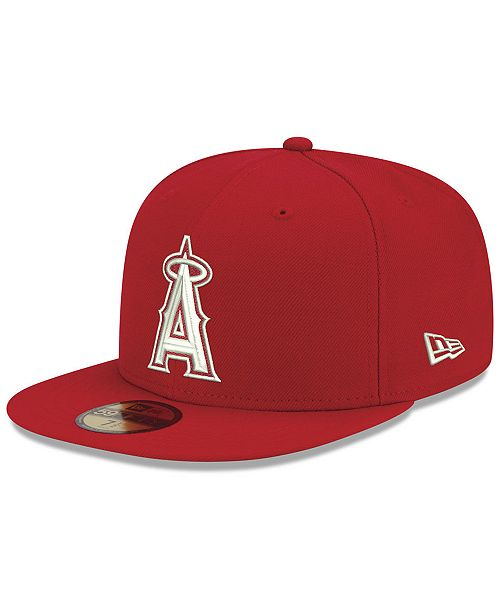 super popular 0ab17 646ed ... New Era Los Angeles Angels Re-Dub 59FIFTY Fitted Cap ...