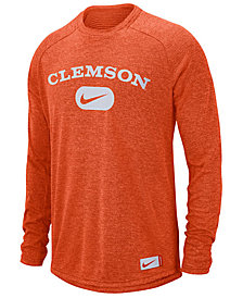 Nike Men's Clemson Tigers Stadium Long Sleeve T-Shirt