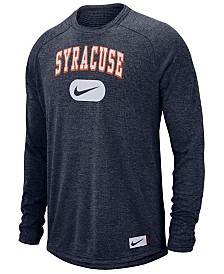 Nike Men's Syracuse Orange Stadium Long Sleeve T-Shirt