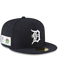 New Era Detroit Tigers Jersey Custom 59FIFTY Fitted Cap