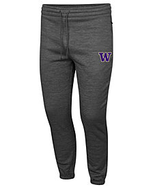 Colosseum Men's Washington Huskies Fleece Jogger Pants