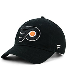 Authentic NHL Headwear Philadelphia Flyers Fan Relaxed Adjustable Strapback Cap