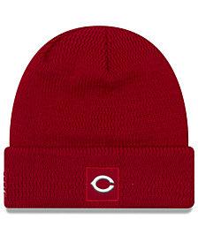New Era Cincinnati Reds Sport Knit Hat