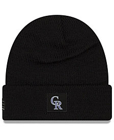 New Era Colorado Rockies Sport Knit Hat