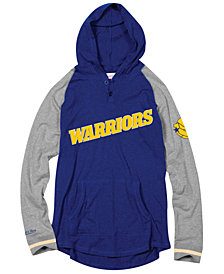 Mitchell & Ness Men's Golden State Warriors SlugFest Hoodie