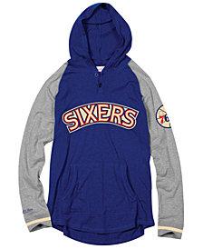 Mitchell & Ness Men's Philadelphia 76ers SlugFest Hoodie