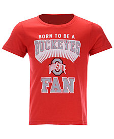 Outerstuff Ohio State Buckeyes Born Fan T-Shirt, Toddler Boys (2T-4T)