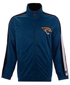 Starter Men's Jacksonville Jaguars The Challenger Track Jacket