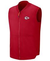 Nike Men s Kansas City Chiefs Sideline Coaches Vest 00433fd10