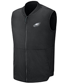 Nike Men's Philadelphia Eagles Sideline Coaches Vest
