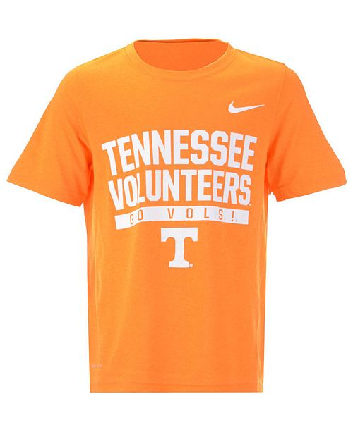 Nike Tennessee Volunteers Legend T-Shirt, Big Boys (8-20)