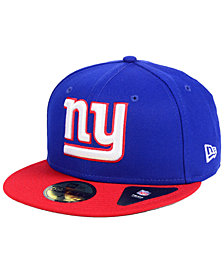 New Era New York Giants Team Basic 59FIFTY Fitted Cap