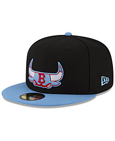 New Era Chicago Bulls Dark City Combo 59FIFTY FITTED Cap
