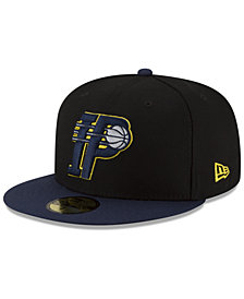 New Era Indiana Pacers Dark City Combo 59FIFTY FITTED Cap