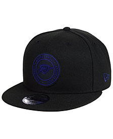 New Era Oklahoma City Thunder Circular 9FIFTY Snapback Cap