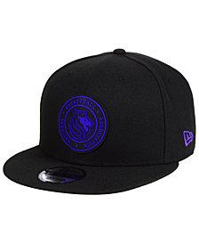 New Era Sacramento Kings Circular 9FIFTY Snapback Cap
