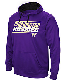 Colosseum Men's Washington Huskies Stack Performance Hoodie