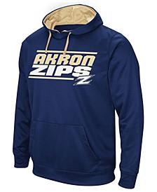 Men's Akron Zips Stack Performance Hoodie