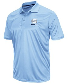 Colosseum Men's North Carolina Tar Heels Short Sleeve Polo
