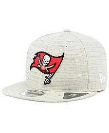 New Era Tampa Bay Buccaneers Luxe Gray 9FIFTY Snapback Cap