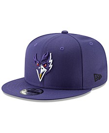 Baltimore Ravens Logo Elements Collection 9FIFTY Snapback Cap