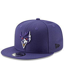 New Era Baltimore Ravens Logo Elements Collection 9FIFTY Snapback Cap
