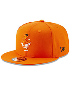 New Era Cincinnati Bengals Logo Elements Collection 9FIFTY Snapback Cap