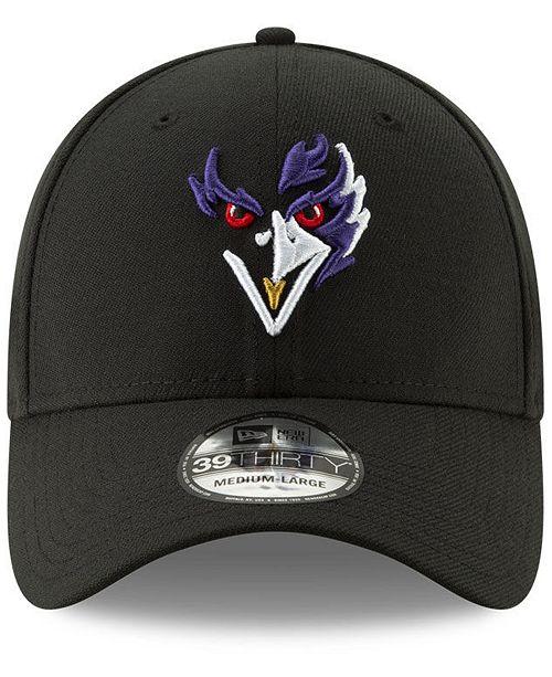 ... New Era Baltimore Ravens Logo Elements Collection 39THIRTY Cap ... 0580aa811fe