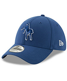 New Era Indianapolis Colts Logo Elements Collection 39THIRTY Cap