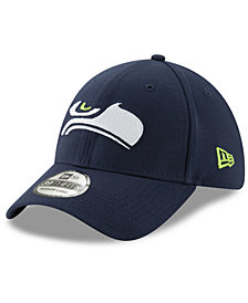 New Era Seattle Seahawks Logo Elements Collection 39THIRTY Cap