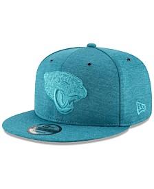 New Era Jacksonville Jaguars Tonal Heat 9FIFTY Snapback Cap
