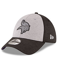 New Era Minnesota Vikings Ref Logo 39THIRTY Cap