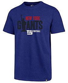 '47 Brand Men's New York Giants Regional Slogan Club T-Shirt