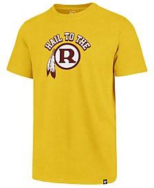 '47 Brand Men's Washington Redskins Regional Slogan Club T-Shirt