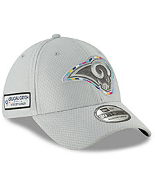 New Era Los Angeles Rams Crucial Catch 39THIRTY Cap