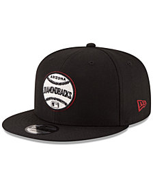 New Era Arizona Diamondbacks Vintage Circle 9FIFTY Snapback Cap