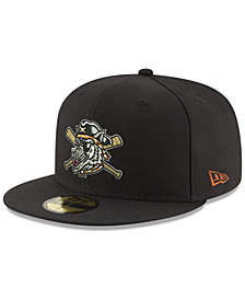 New Era Erie SeaWolves 2001 Capsule 59FIFTY FITTED Cap