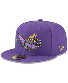 New Era Louisville RiverBats 2001 Capsule 59FIFTY FITTED Cap