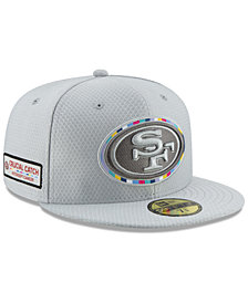 New Era San Francisco 49ers Crucial Catch 59FIFTY FITTED Cap