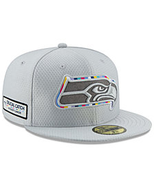 New Era Seattle Seahawks Crucial Catch 59FIFTY FITTED Cap