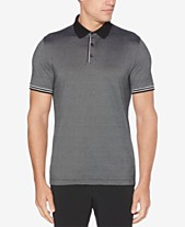 Perry Ellis Men s Classic Fit Striped Polo 1d07ddb7c