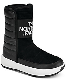 The North Face Women's Ozone Park Winter Pull-On Boots