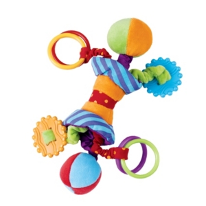 Manhattan Toy Ziggles Baby Activity Toy