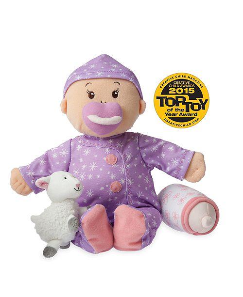 Manhattan Toy Company Manhattan Toy Baby Stella Sweet Dreams Doll